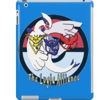 The Lugia Alliance iPad Case/Skin