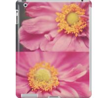 Anemone Diptych iPad Case/Skin
