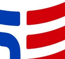 TP Trump Logo Sticker