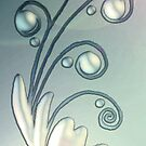 Rainflower by Stephanie Rachel Seely