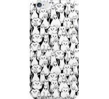 Cat Army iPhone Case/Skin