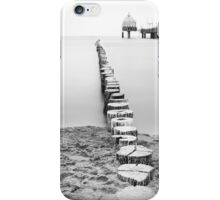 Baltic Sea, Zingst, Germany iPhone Case/Skin