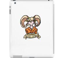 Hiyoko Saionji iPad Case/Skin