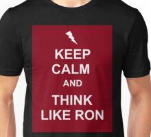 Think like Ron Unisex T-Shirt