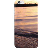 Lake Ripples iPhone Case/Skin