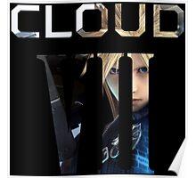 <FINAL FANTASY> Cloud VII Poster