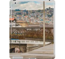 Square at Historic Center of Quito Ecuador iPad Case/Skin
