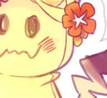 Mimikyuu and Comfey - Pokemon Sun + Moon Sticker