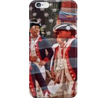 Young Patriots iPhone Case/Skin