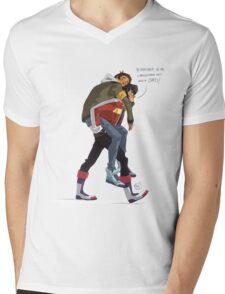 Klance at early stage! Mens V-Neck T-Shirt
