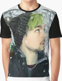 Jacksepticeye - Winter Graphic T-Shirt