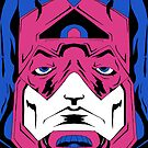 Galactus, devourer of world by Void-Manifest