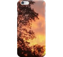 Clouds of Yellow iPhone Case/Skin