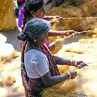 Rope-making, Vellore, India by indiafrank