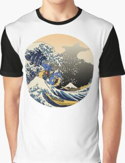 The Great Sea Monster Graphic T-Shirt