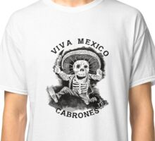 Day of the Dead Skull Classic T-Shirt
