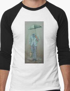 Trapped Mind Men's Baseball ¾ T-Shirt