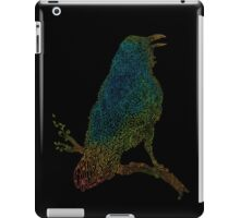 The Iridescent Raven iPad Case/Skin