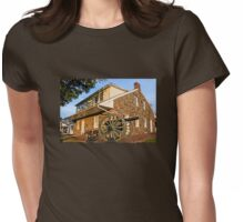 Lee's Headquarters - Gettysburg Pa. Womens Fitted T-Shirt