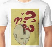 Question marks - Confusion Unisex T-Shirt