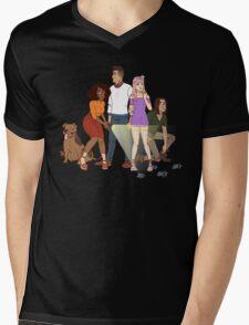 Where Are You? Mens V-Neck T-Shirt