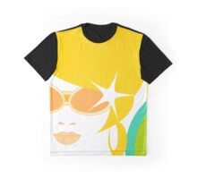 Mam GLAM Graphic T-Shirt