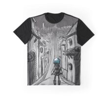 Uphill road Graphic T-Shirt