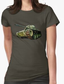 M24 - Tank T Womens Fitted T-Shirt