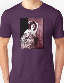 Norma in Shadowy Gown Unisex T-Shirt