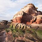Sandstone erosion by Christopher Cullen