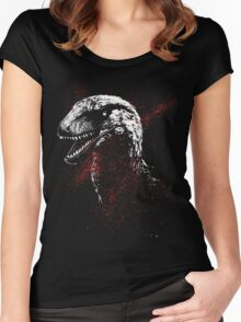 Raptor Women's Fitted Scoop T-Shirt