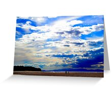 surf up. Greeting Card