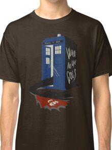 Where no one goes Classic T-Shirt