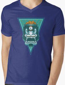 Irradiated Gorilla No. 2 Mens V-Neck T-Shirt