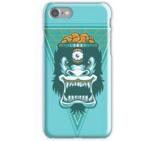 Irradiated Gorilla No. 2 iPhone Case/Skin