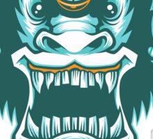 Irradiated Gorilla No. 2 Sticker