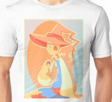 Strawberry Scary Unisex T-Shirt