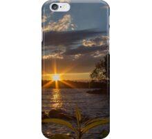 July Sunset iPhone Case/Skin
