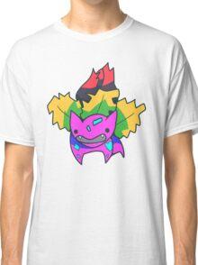 Psychedelvysaur Classic T-Shirt
