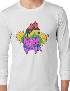 Psychedelvysaur Long Sleeve T-Shirt