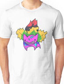 Psychedelvysaur Unisex T-Shirt