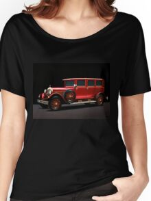 Mercedes-Benz Typ 300 Pullman Limousine 1926 Painting Women's Relaxed Fit T-Shirt