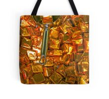 Golden Candy Tote Bag