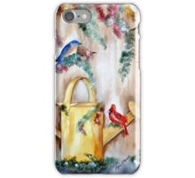 Bird Garden iPhone Case/Skin