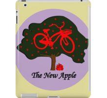 Apple A Day Semi iPad Case/Skin