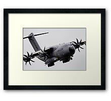 Airbus A400M Framed Print