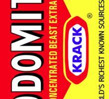 SODOMITE Sticker Sticker