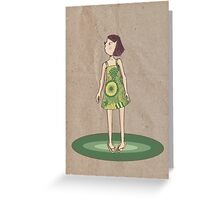 First day of summer Greeting Card