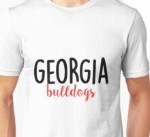University of Georgia Unisex T-Shirt