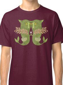 Mutant Catfish Twins Collecting Starfish Classic T-Shirt
